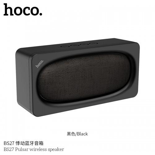 BS27 Pulsar Wireless Speaker - Black